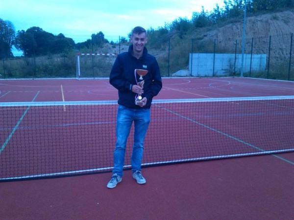 tenis 1 miejsce