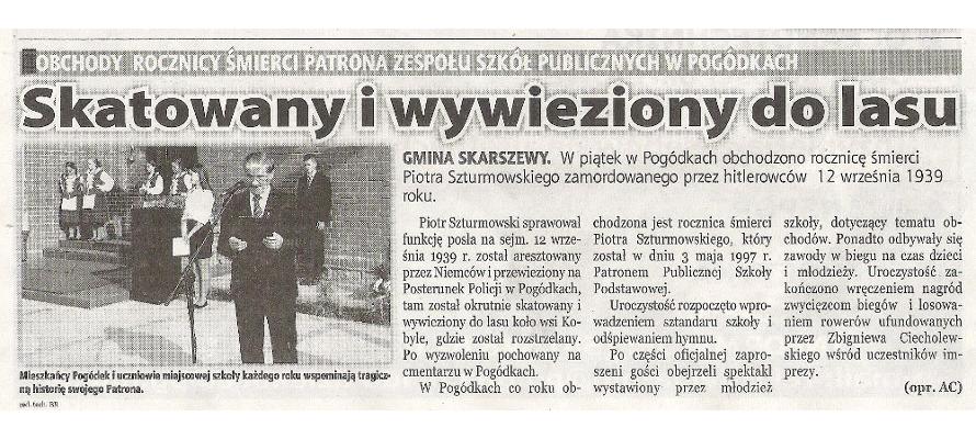 Gazeta Kociewska 16.09.2015r. nr 37