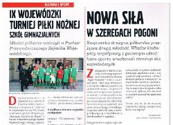 Magazyn Informacyjno - Publicystyczny Gmina Smętowo Graniczne Nr 1 (1) październik - listopad 2015