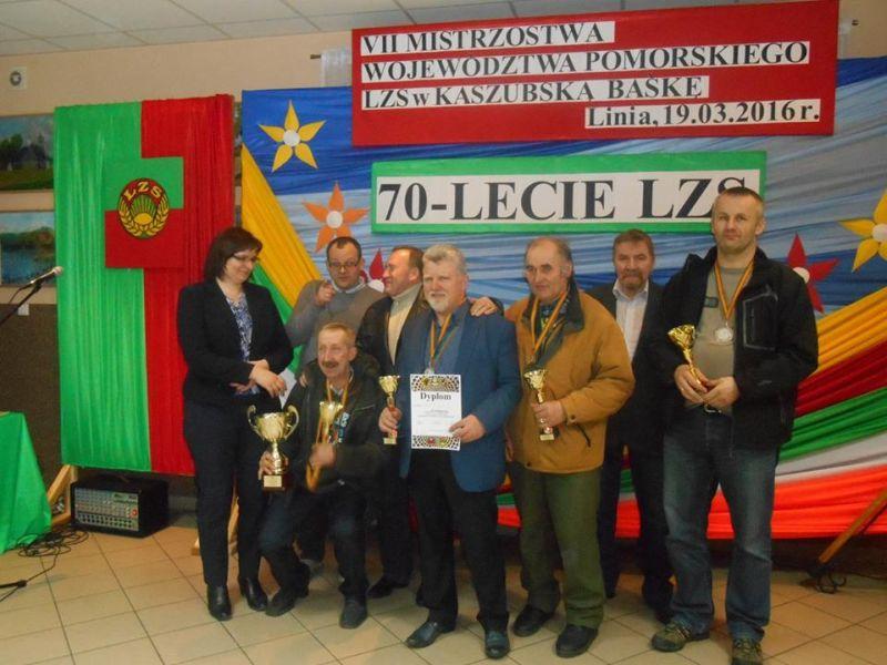 VII Mistrzostwa Woj. Pomorskiego w Kaszubską Baśkę - Linia 2016