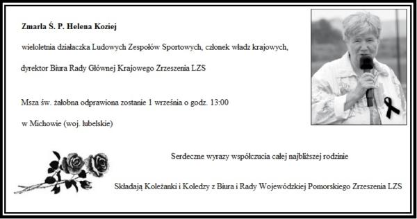Helena Koziej